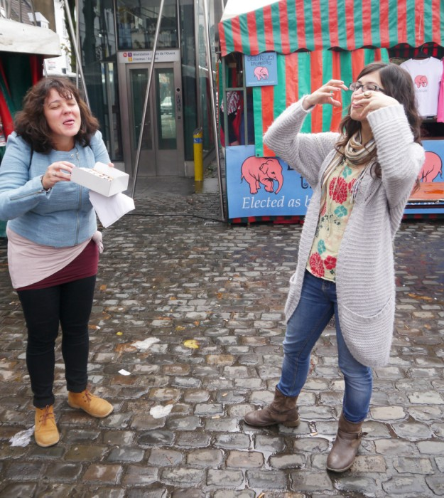 18 Sealinthefog A long weekend in Bruxelles