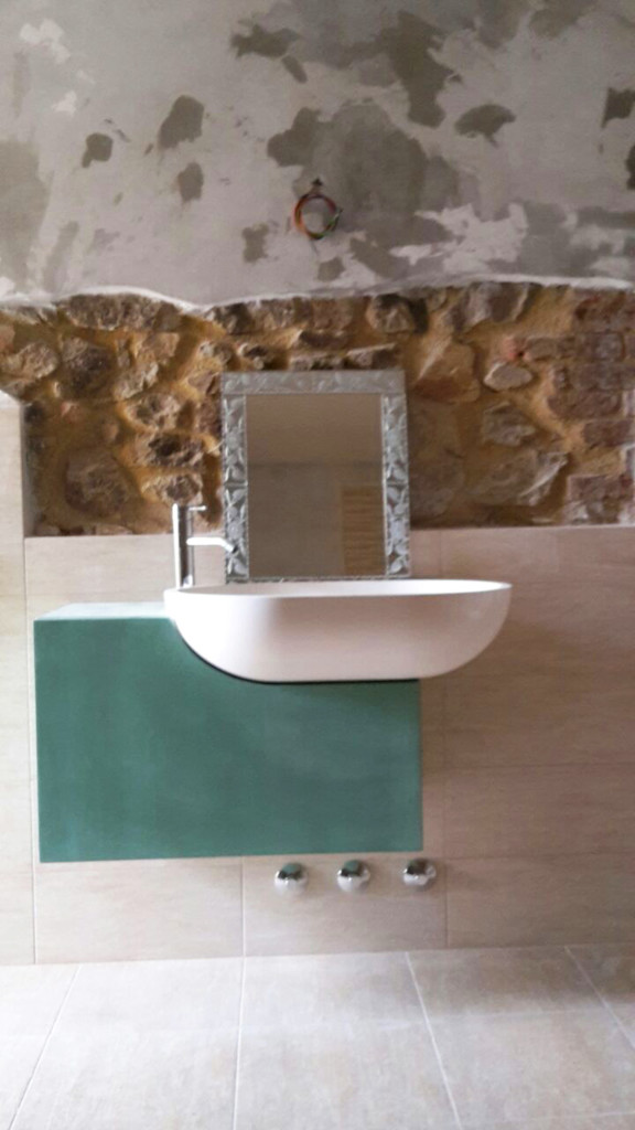 11 Sealinthefog Nordic spa sink cabinet